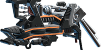 Minethrower Arm