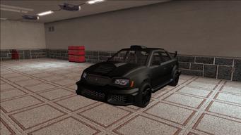 Saints Row variants - Voxel - Racer 02 - front left