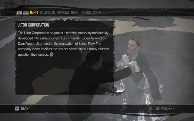 File:Saints Row 2 menu - Help - Gangs - Ultor Corporation.png