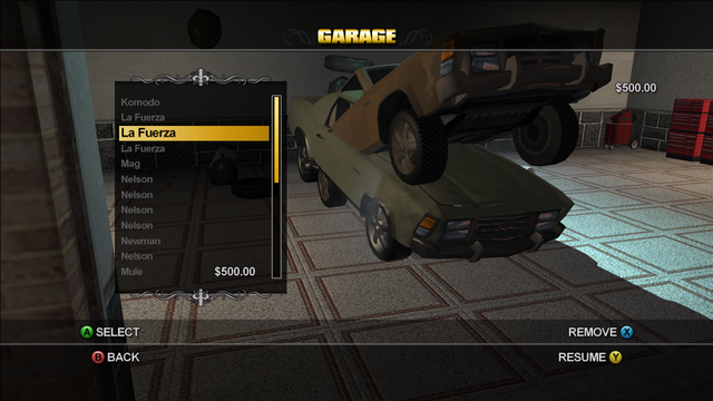File:Saints Row Garage duplication glitch.png