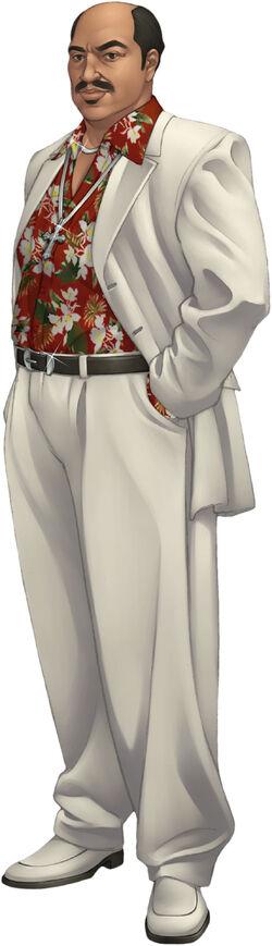 Saints Row character promo - Manuel Orejuela