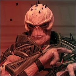 Zinyak Character Profile Image