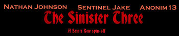 The Sinister Three series