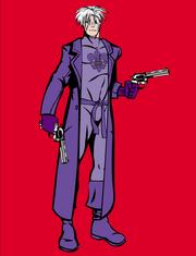 Cain Masasaki reborn