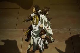 Konzen Kenren Tenpou Goku Gaiden OVA 01