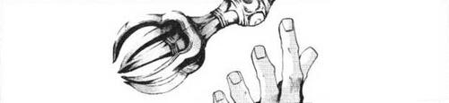 Five-Pronged Vajra Saiyuki Manga 001