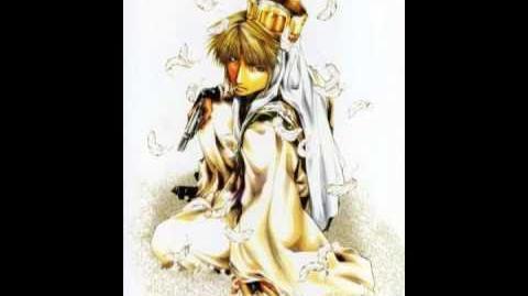 Ending - GARDEN - Saiyuki Reload Image Album Vol