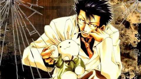 Bunny Doll - Gensomaden Saiyuki Image Album Vol