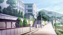 Kiyosumi High School