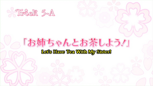 Sakura Trick Ep 5-A Title