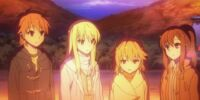 Sakurasou no Pet na Kanojo Episode 15