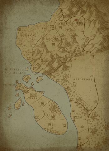 Map (fancy) v4