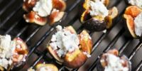 Figs Stuffed with Goat Cheese
