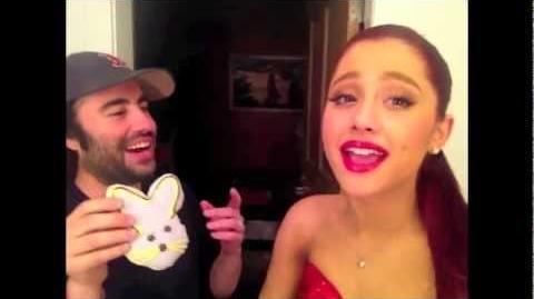 Pink Champagne lyric clarification by Matt and Ariana