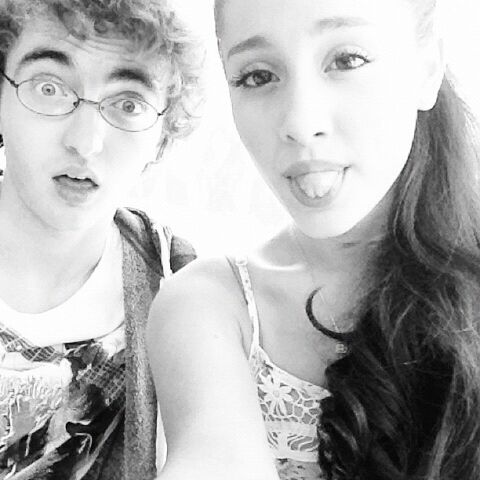 File:Mikey Reid and Ariana July 9, 2012.jpg