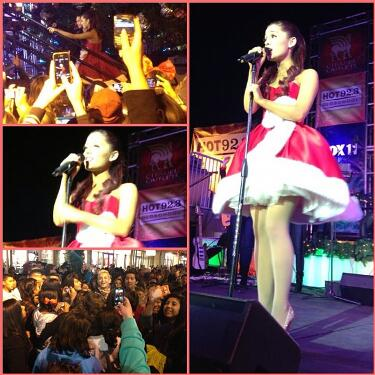 File:Ariana performing at the Annual Tree Lighting in LA 2012.jpg