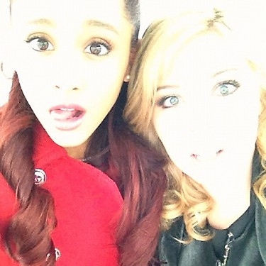 File:Ariana and Jennette on press day.jpg