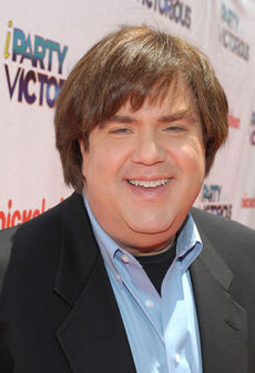 "Dan Schneider for ""iParty with Victorious"""