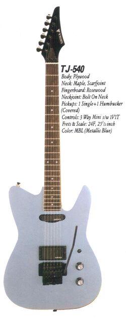 91 TJ-540