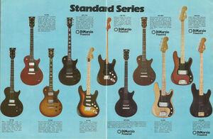 Standard series