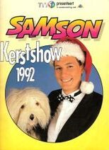 Kerstshow1992 cover