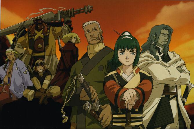 Resultado de imagen para samurai 7