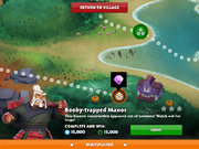 Booby map