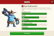 Oni Troll Level 3