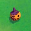 Bomb trap pumpkin