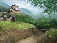 Inabayama Castle SW3