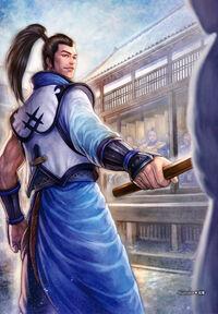 Munenori Yagyu SW4 Artwork