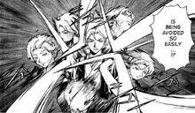 Muramasa's Satori in battle