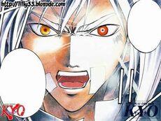 Shinrei red eyes