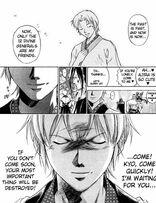 Akira personality