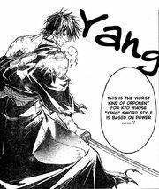 Kyo sword style