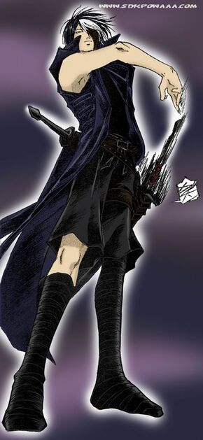 Hishigi of Samurai deeper kyo by Raine2b