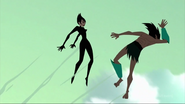 Jack and Ashi save