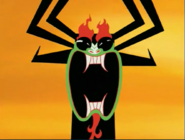 Aku felt the pain