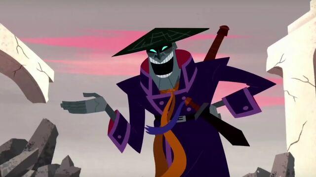 File:Cartoon Samurai Jack Scaramouch 6.jpg