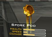 Spore Pod Weakspot