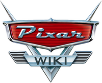 Pixar wiki cars logo-Gray Catbird