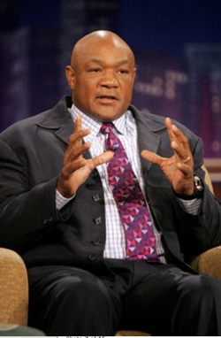 George Foreman - Jimmy Kimmel Show
