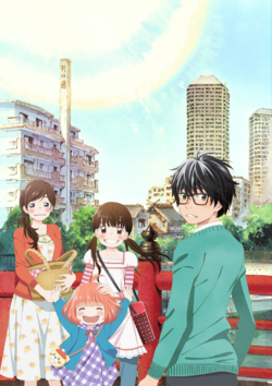 Sangatsu no Lion anime