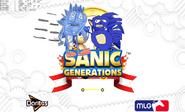 Sanic Generations