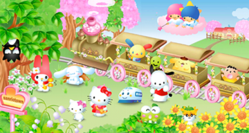 400px-Sanrio characters