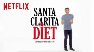 Santa Clarita Diet Kind of Intense HD Netflix