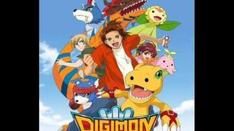 Digimon Savers OST - Believer