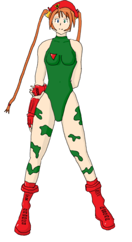 File:Asuna s cosplay cammy Street Fighter.png