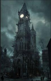 Sacred Clock