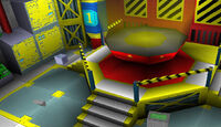 Time Station 1 (CutScenes)